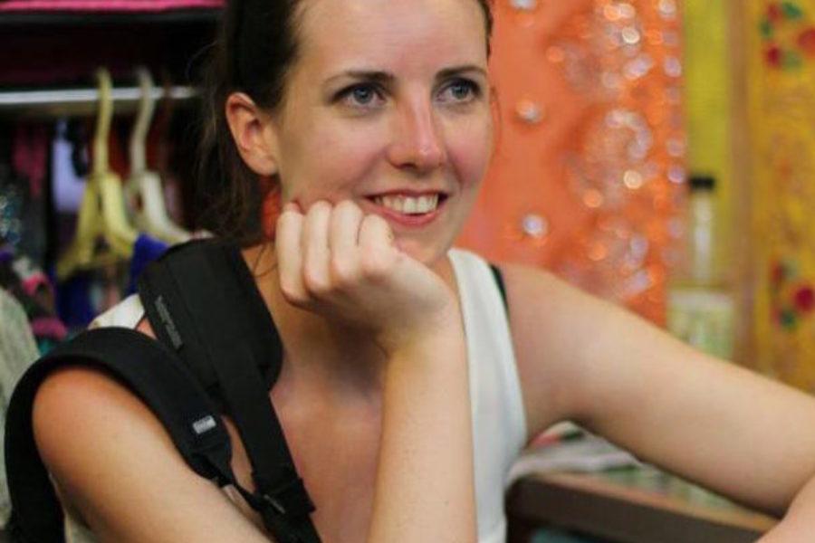 Adopsjonskonsulenten: Elsker å være ute blant folk