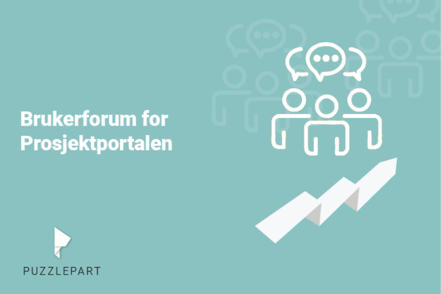 Webinar: Brukerforum for Prosjektportalen 24.9.2020